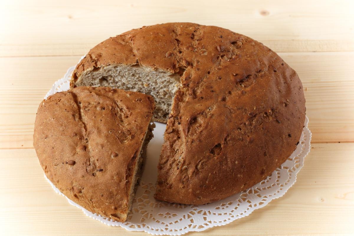 Хлеб деревенский на хмелю
